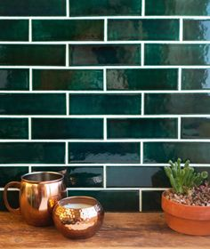 "2""x6"" Subway Tile -"