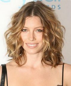 Messy Medium Hairstyles 2014 Wavy