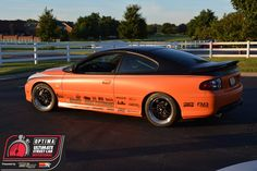 Bruce Raymond will be running this 2006 Pontiac GTO in the 2013 #OUSCI