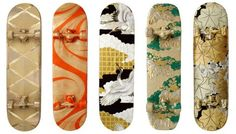 Kimono Skate Board D