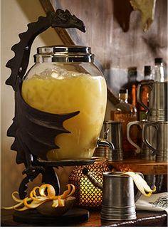 Dragon Drink Dispenser Stand