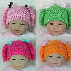 Crochet LaLa Oopsy Hat