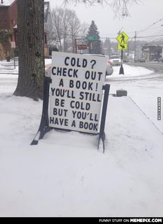 book displays, librarian humor, books, library signs, funny signs, funny pictures, funni, read, public libraries