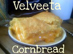 Velveeta Cornbread