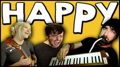 Great cover of HAPPY - Walk off the Earth Ft. Parachute