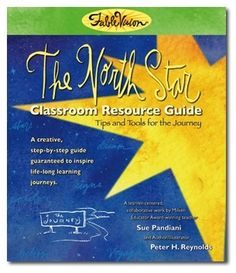 The North Star Classroom Resource Guide was written by elementary educator Sue Pandiani and FableVision's Peter H. Reynolds. Based on the themes of Peter's book, The North Star, and the magical Internet mentoring with Sue's third grade classroom, this guide bottles up the secret formula that propelled Ms. Pandiani's classroom to national and international recognition. Classroom Resource Guide available for $45. The North Star Deluxe Bundle is also available. © 1999, 2007 FableVision, Inc.