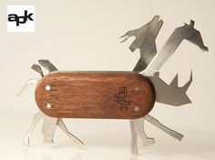 Animal Pocket Knives by David Suhami & How To Get Them