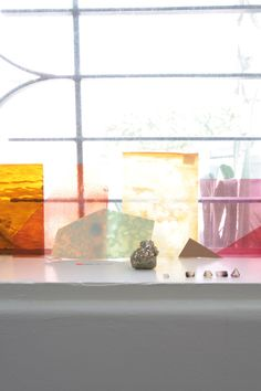 crystals, transluc, window treatments, space, stained glass, shop windows, colored glass