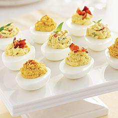 egg creation deviled eggs egg trio devil egg