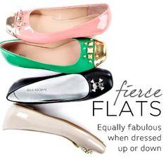 Fierce Flats.