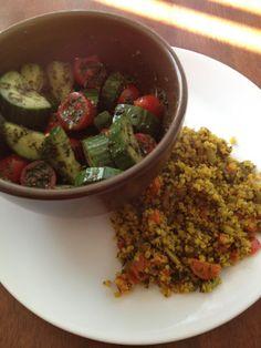 Ultimate Reset Quinoa Salad