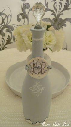 wine bottle makeover & more, crafts, home decor