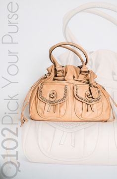 Jessica Simpson - Emma Shoulder Bag. Go to wkrq.com to find out how to play Q102's Pick Your Purse!