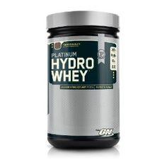 Optimum Nutrition Platinum Hydrowhey, Turbo Chocolate, 1.75-Pound (Health and Beauty)