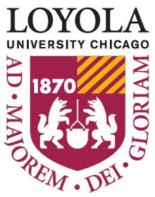 Loyola Chicago Congrats to Mahum, she's going to Loyola