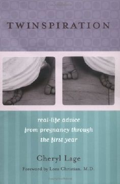 This was my favorite twin pregnancy book!