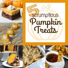 Got pumpkins? Don't turn them into Cinderella-type coaches; whip up 5 delish pumpkin treats, instead. Erin Spain at DIY on the Cheap shares the recipes when you click through.