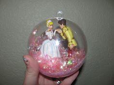 Keepin It Simple 101: DIY Disney Christmas Ornaments!