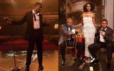 Soul Provider: The Cast of �Get On Up� Talks James Brown<br />
