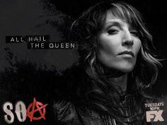 All hail the queen. #SOAFX