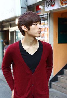 Korean Young boys hairstyles