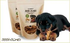 Beer Bones Dog Treats for just $6 - shipping included; normally $ 16