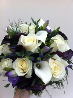 Wedding Bouquets Bridal Flowers On Pinterest