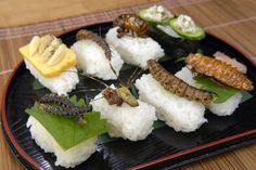 Local Sushi joint turns pest control problem into profit