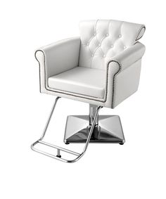 The Cornwall Styling Chair in White - Standish