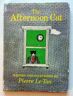 Pierre Le Tan - Afternoon Cat