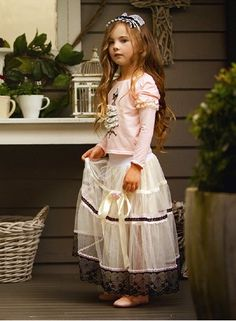 Dollcake Fall 2012 PreorderNo Surprises Top & Maxie Skirt Set2 to 8 Years