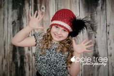 Crochet Pattern for Kamryn Beanie or Cloche Hat - 5 sizes, baby to adult - Welcome to sell finished items. $4.95, via Etsy.