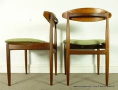 4 Teak Dining Chairs by Ib Kofod Larsen for G Plan