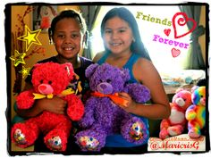 #FriendsCount Star and heart Bear-photo copyright by ZensibleMama.com. Please repin with attribution.