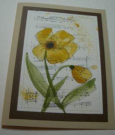 Watercolor card 10-29-11 035 by wildflowerhouse, via Flickr