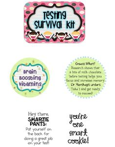 Test Survival Kit