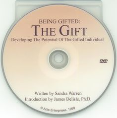 This DVD presents an historical perspective on giftedness with vignettes acted out by children that dramatize the characteristics of being gifted. Great to use as a spring board for discussion with administrators, educators, parents and gifted kids themselves.
