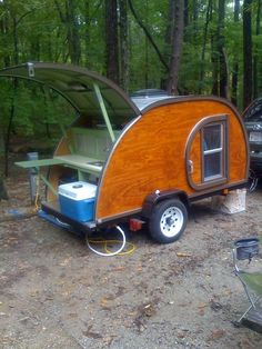 another teardrop trailer!
