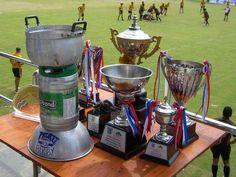 Phuket Vagabonds RFC - the best tourist homemade trophy