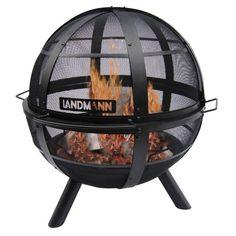 Landmann USA 28925 Ball of Fire Outdoor Fireplace $199.99