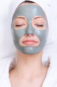 Natural, homemade facials