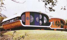 1960s Prefab Pod Homes