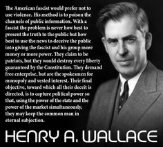 Are the Koch Bros. fascists? Their Dad was.