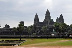 Angkor Wat - the Mother of all Temples in Cambodia