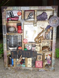 Tim Holtz box - Scrapbook.com