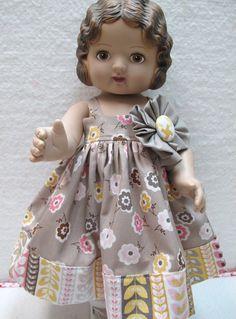 dress patterns, doll cloth, doll dresses, min dress, bee