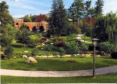 Appalachian State University.