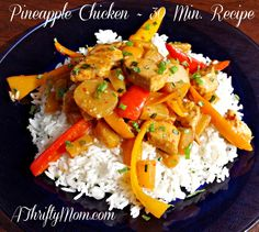 Pineapple Chicken, 3