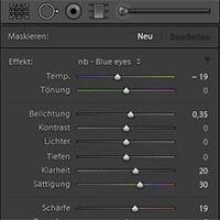 10 kostenlose Korrekturpinsel Presets für Lightroom 4 zum Download