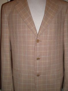 Stunning Pal Zileri made for Bernies plaid by yourfashionbox, $200.00